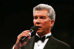 Michael Buffer, announcer