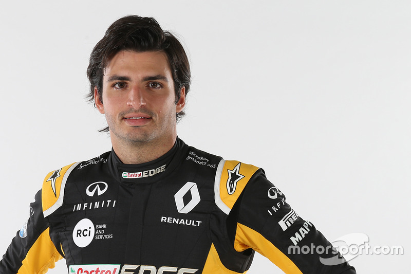 Carlos Sainz Jr. disputou dois GPs em Austin e foi sexto colocado em 2016.