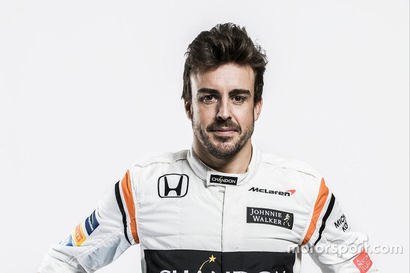 #29 Fernando Alonso, McLaren Andretti Autosport / Honda