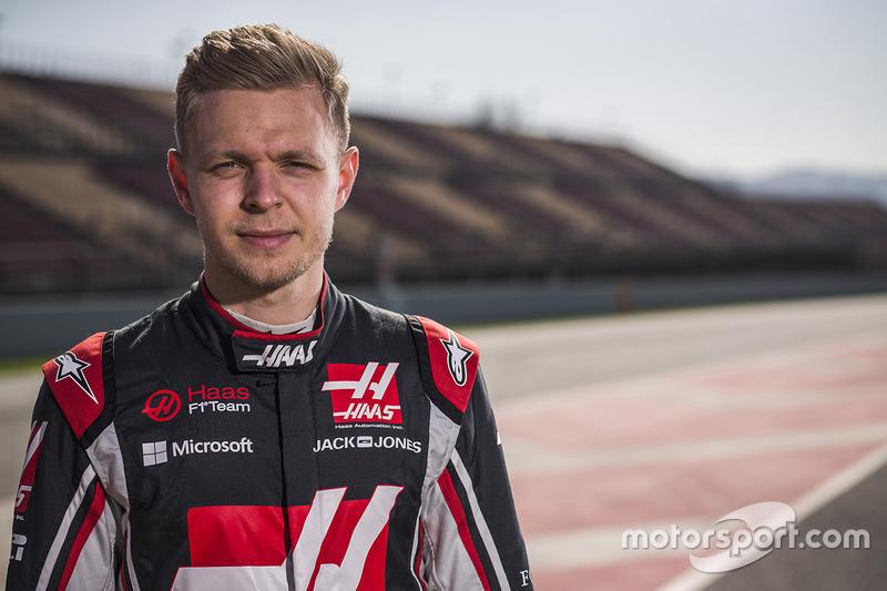 #20 凯文•马格努森——哈斯F1车队