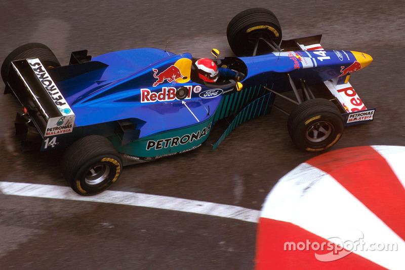 1996: Sauber-Ford C15