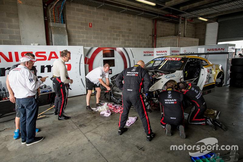 #24 Nissan Motorsport, Nissan GT-R Nismo GT3