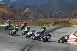 Leandro Mercado, IodaRacing Team, Alex Lowes, Pata Yamaha