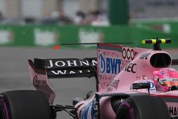 Sahara Force India F1 VJM10, detalle