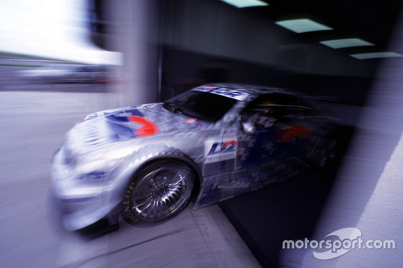2000: Bernd Schneider, Mercedes-AMG CLK, HWA AG
