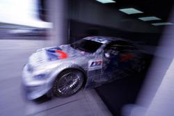 Bernd Schneider, Mercedes AMG CLK, HWA AG