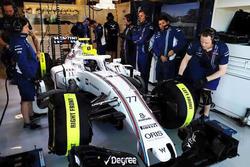 Termocoperte Capit usate dalla Williams Racing