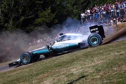 Nico Rosberg, Mercedes F1