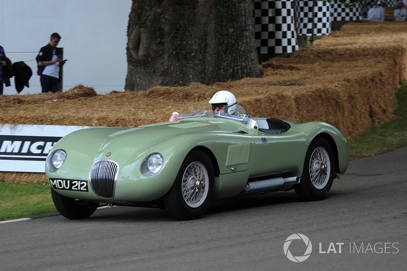 Frankel Jaguar C-Type