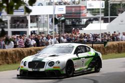 Andy Soucek, Bentley