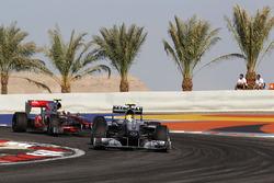 Нико Росберг, первый старт с Mercedes AMG F1, Гран При Бахрейна 2010