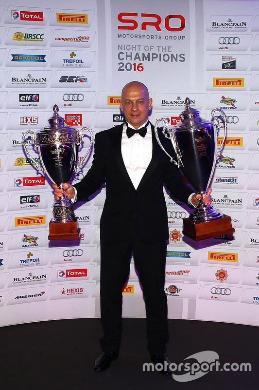 2016 AM-Cup pilotos, Vadim Gitlin, tercer lugar