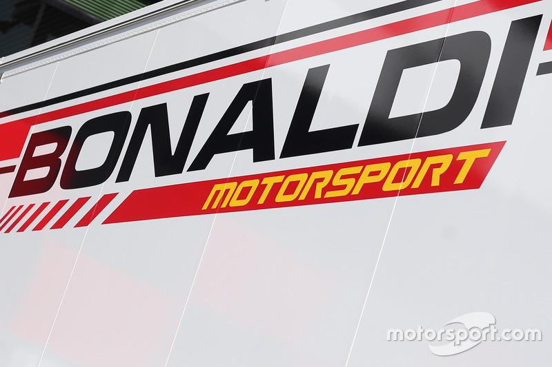 Logo Bonaldi Motorsport