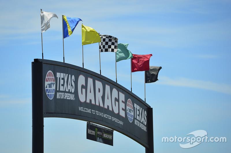 Logo: Texas Motor Speedway