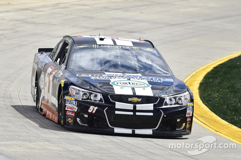 Timmy Hill, Rick Ware Racing, Chevrolet