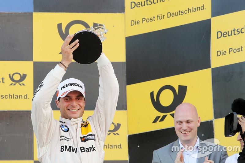 Подіум: Бруно Спенглер, BMW Team RBM, BMW M4 DTM