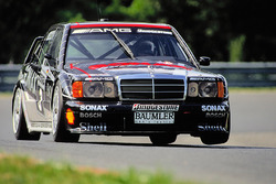 Klaus Ludwig, AMG-Mercedes 190 E 2.5-16 Evolution II