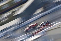 Michael Annett, JR Motorsports Chevrolet, Ty Dillon, Richard Childress Racing Chevrolet