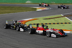 Mick Schumacher, Prema Powerteam, Dallara F317 - Mercedes-Benz, Lando Norris, Carlin Dallara F317 -