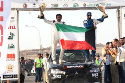 مشاري الظفيري، رالي الأردن 2017