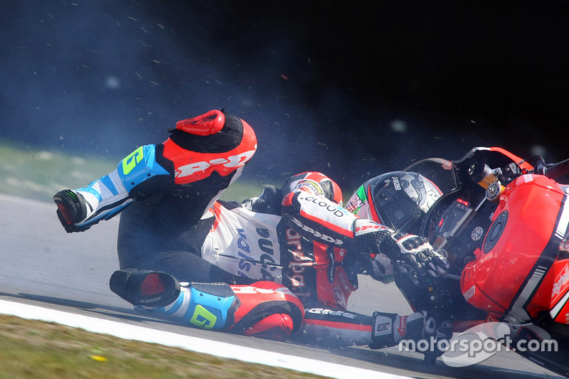 9. Marco Melandri, Ducati Team
