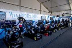 Турнир eSports среди пилотов Формулы E
