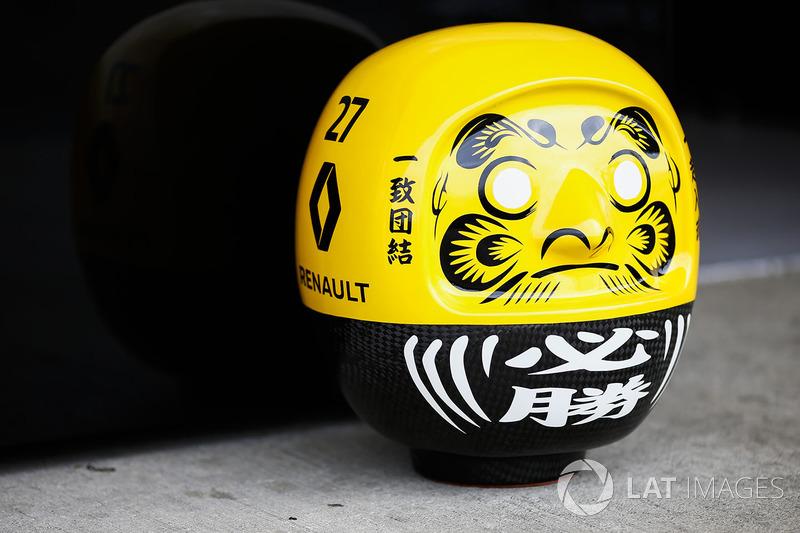 Renault Sport F1 Team F1 Team helmet