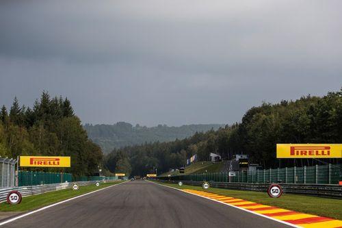F1 Belgian GP Live Updates - Friday practice