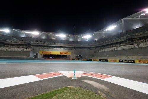 F1 Abu Dhabi GP Live Updates - race day