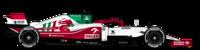 Alfa Romeo Racing-Ferrari C41
