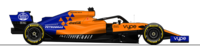 McLaren-RenaultMCL34