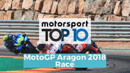 Top 10 Highlights Race | MotoGP Aragon 2018