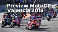 Preview MotoGP Valencia 2018