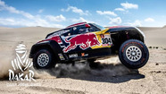 Dakar Rally: Day 8 highlights - Cars & SXS