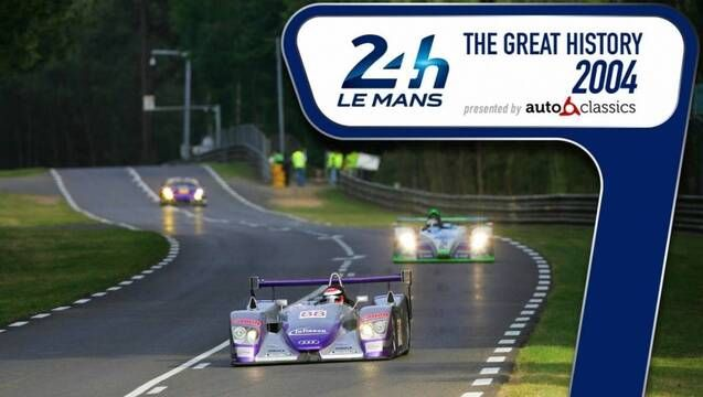 24 Hours of Le Mans - 2004