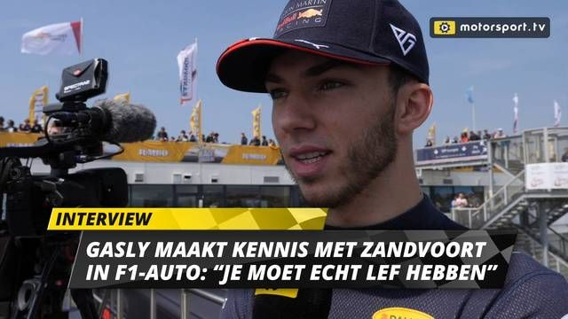 Pierre Gasly: