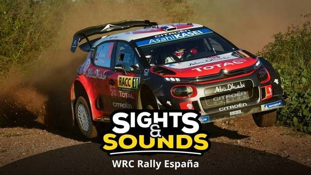 Sights & Sounds : Rallye de Catalogne