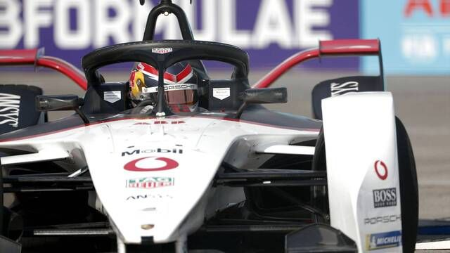 Santiago E-Prix: Porsche highlights