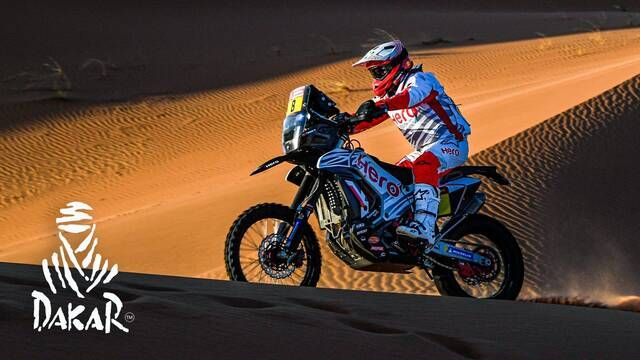 Dakar 2020: Day 7 Highlights - Bikes and Quads