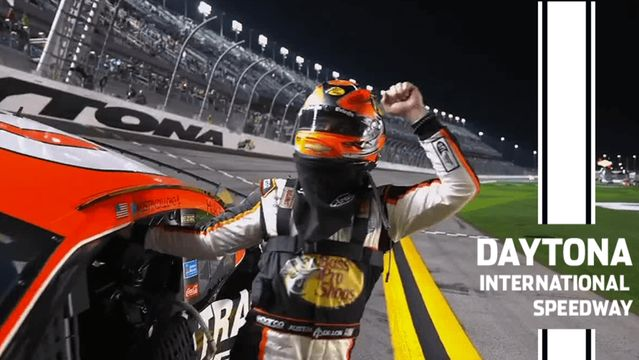 Austin Dillon makes incredible move to win second Bluegreen Vacations Duel at Daytona