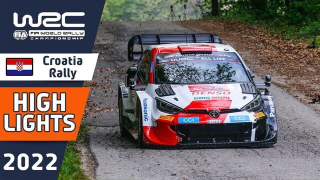 La Power Stage del Rally de Croacia 2021 del WRC