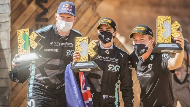Desert X-Prix: Complete Race highlights