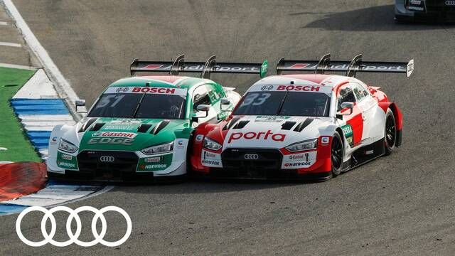 DTM 2020: Race 1 highlights – Hockenheim