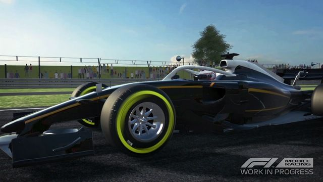 Trailer del videojuego F1 Mobile Racing