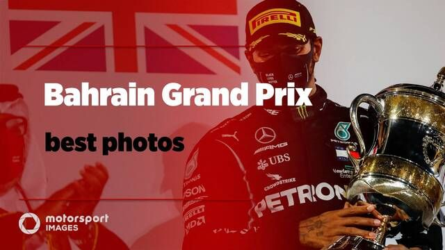 Grand Prix Greats – Bahrain GP best photos
