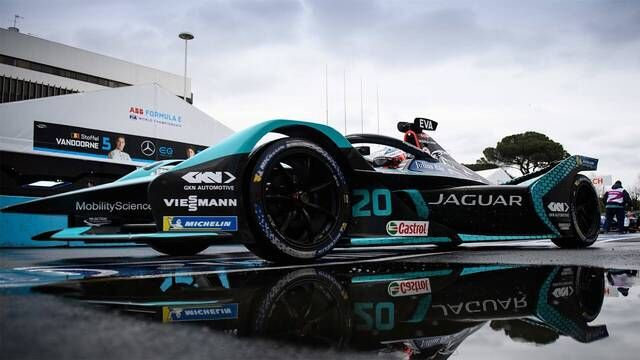 Jaguar Racing | Vierde ronde - Rome E-Prix Highlights