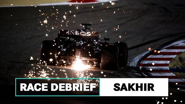 The Double Stack Pit Stop, EXPLAINED | 2020 Sakhir GP F1 Race Debrief