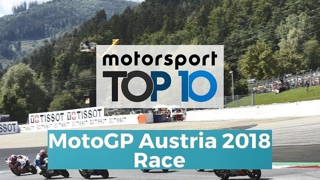 Top 10 Highlights Race | MotoGP Ceko 2018
