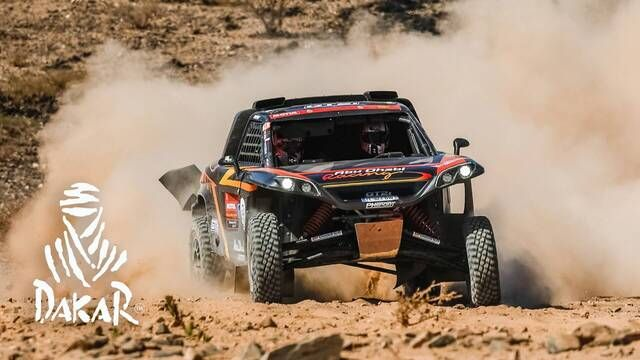 Dakar 2021: Stage 4 Highlights - Lightweight Vehicles