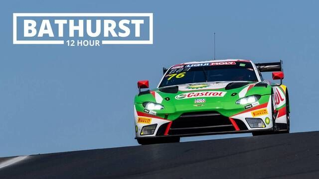 Bathurst 12 Hour: Friday practice recap